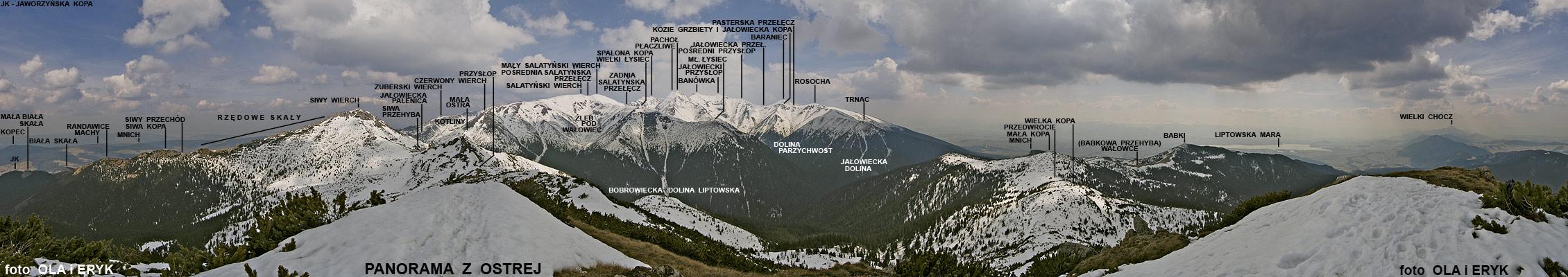 Panorama Z Babek 110 Stopni